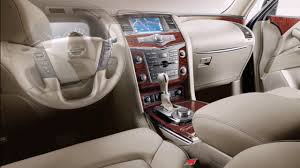 2017 nissan armada platinum interior 2017 nissan armada interior youtube