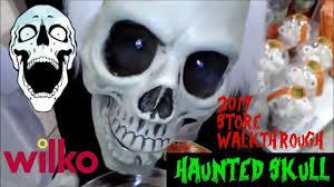 halloween mask store wilko halloween 2017 store walkthrough pt1 youtube