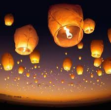 lantern kites 100 sky lanterns ebay