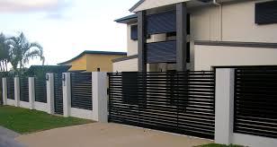 sliding gate pedestrian gate and fence panels concrete fence