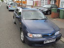 nissan almera for sale for sale japanese nissan almera n15 2000 limited edition in