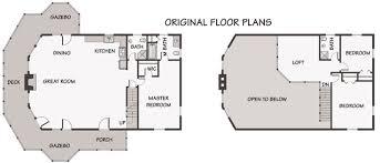 Lakehouse Floor Plans Customizing A Stock Log Home Plan Creating A Custom Log Home Plan