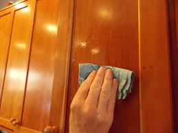 how to clean grease off kitchen cabinets best way to clean wood cabinets in kitchen cumberlanddems us