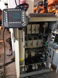 used robot kr 210 on kl1500 linear track eurobots net