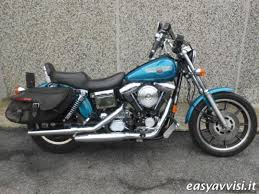 1989 harley davidson fxrs 1340 low rider reduced effect moto