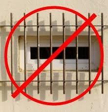 how to remove burglar bars hunker