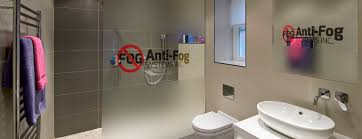 wondrous ideas anti fog mirror bathroom mirrors rain x for home