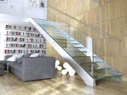 Glass Staircase Design Stainless Steel Stair U2013 Brandonemrich Com