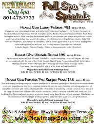 current specials new image day spa