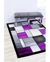 Area Rugs With Purple Slash Prices On Persian Rugs Modern Trendz Grey Black Area Rug 2