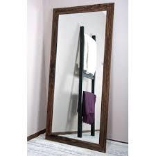 Tall Wall Mirrors Rustic Floor Mirrors You U0027ll Love Wayfair