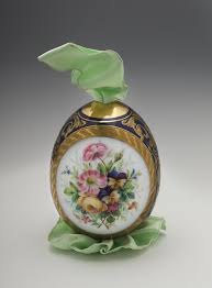 European Easter Egg Decorations by Porcelain Easter Egg Decorated With Bouquets In Medallions Russia