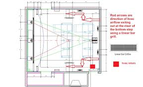 proposed hvac and fresh air duct routing avs forum home