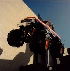 bigfoot monster truck museum am pm boss replica monster trucks wiki fandom powered by wikia