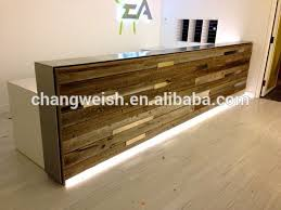 Reception Desk Wood Hotel Reception Counter Wood Counter Design Buy Reception