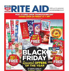 rite aid black friday 2017 ads deals and sales