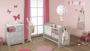 chambre pour bebe complete collection butterfly de domiva pour bébé fille https au fur