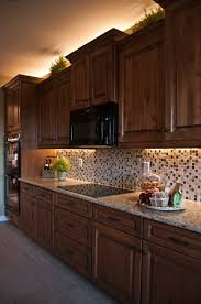 Cabinet Lights Kitchen Great Exle Of Cabinet Lighting From Inspired Led Read