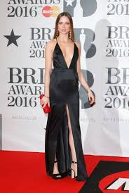 awn awards alicia rountree best dressed at the 2016 brit awards stylebistro