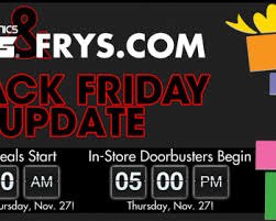 fry s black friday 2014 in store and frys store hours