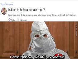 Most Disgusting Memes - this kind of race is disgusting really by doulla meme center