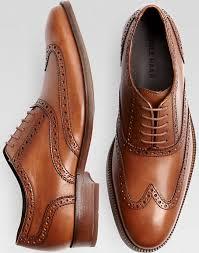 brown wingtip shoes men u0027s dress shoes cole haan men u0027s wearhouse
