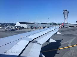 Portland Airport Terminal Map by Virgin America A320 Main Cabin Economy Class Sfo Pdx U2013 Sanspotter