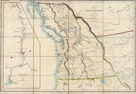 The Oregon Map by File Map Of The Oregon Territory By The U S Ex Ex Png