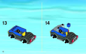 lego garage instructions 7642 city
