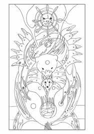 seddon boulet animal spirits coloring cards