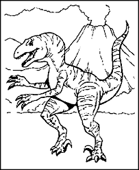 Unbelievable Dinosaurs Kids Coloring Pages Printables