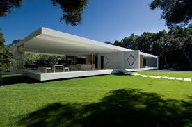 modern black home architecture decor waplag canada lake house 3d
