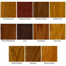 colors of wood furniture furniture general finishes candlelite java gel stain ideas