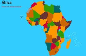 mapa de africa mapa interactivo de áfrica países de áfrica juegos de geografía