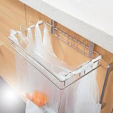 porte sac poubelle cuisine acier inoxydable cuisine cintre armoire porte sac poubelle