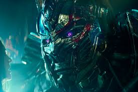 the ending of the new transformers movie is at the very least