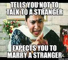 Mother Memes - image result for indian mom meme tips black white interests beauty