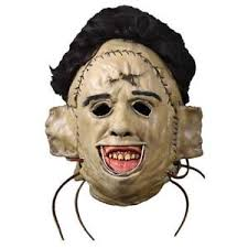 leatherface costume leatherface mask ebay