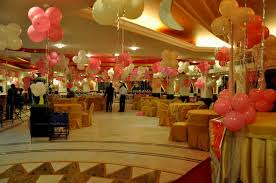 decoration ideas for birthday party at home decorating of party