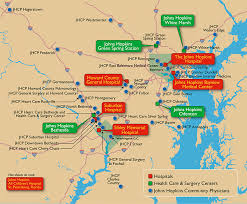 maps and directions directions to johns medicine locations