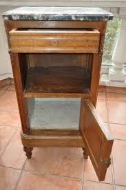 le de chevet ancienne troc echange table de chevet ancienne dessus marbre sur