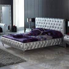 White And Silver Bedroom Purple And Silver Room Home Design Ideas