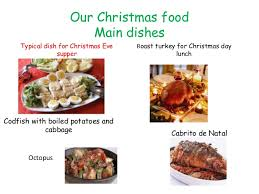 Main Dishes For Christmas - christmas in portugal and christmas food