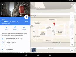 google maps for android download