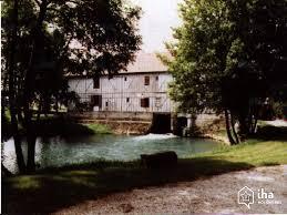 gite 6 chambres location gîte ancien moulin à montier en der iha 19026