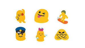 emojis android sounds knell for rubbish blob emojis that nobody can