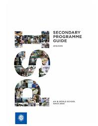 psi secondary programme guide 2015 2016 by pechersk