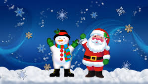 christmas cards with snowman christmas lights decoration