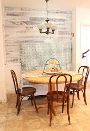 peel and stick wallpaper tiles installing peel and stick wood planking to your wall hometalk