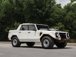 lamborghini truck 1988 lamborghini lm002 motor city 2015 rm sotheby u0027s